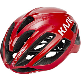 Kask Protone Bike Helmet red